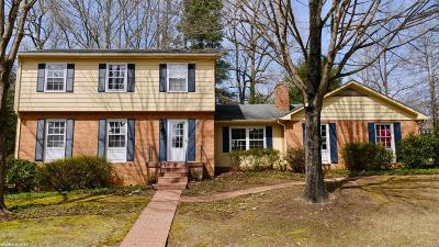 Blacksburg Single Family Home For Sale: 2802 Mt. Vernon Lane