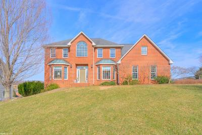 Montgomery County Single Family Home For Sale: 2106 Reagan Road