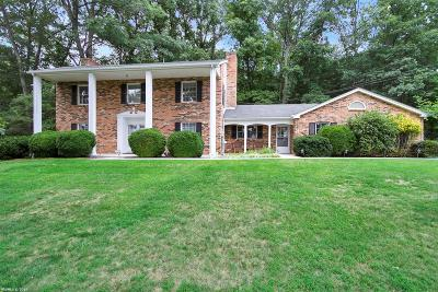 Radford Single Family Home For Sale: 7264 Timberlane Drive
