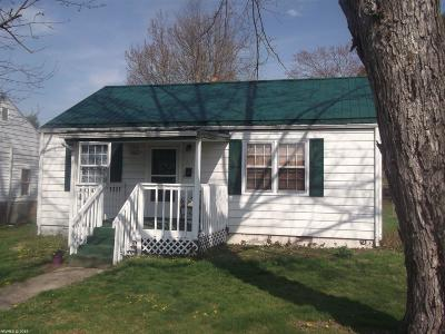 Single Family Home For Sale: 611 9th Street