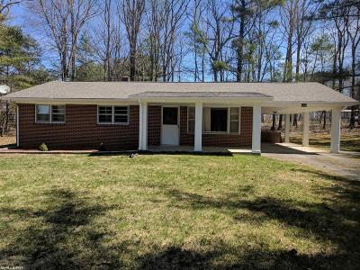 Floyd County Single Family Home For Sale: 2823 Parkway Ln South Road