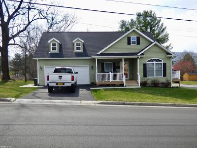 Wythe County Single Family Home For Sale: 1185 W Spiller Street