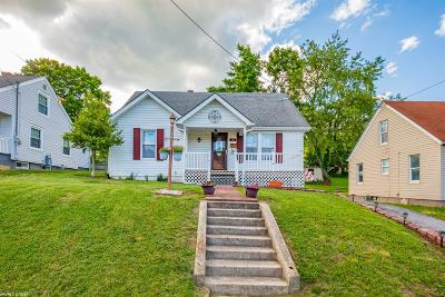 Wythe County Single Family Home For Sale: 540 W Spiller Street