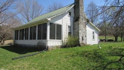 Wythe County Single Family Home For Sale: 3039 Foster Falls Road