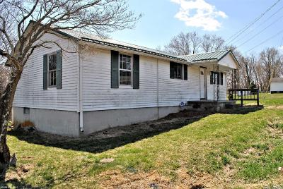 Pulaski County Single Family Home For Sale: 3710 Second Morehead Lane