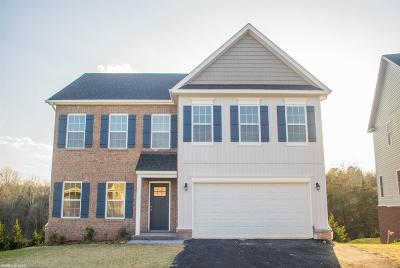 Christiansburg Single Family Home For Sale: 735 Keystone Drive