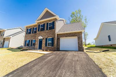 Blacksburg Single Family Home For Sale: 113 Oak Meadow Lane