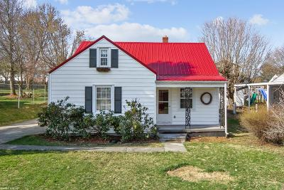 Single Family Home Sold: 320 Darst Avenue