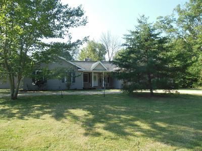 Blacksburg Single Family Home For Sale: 2078 Wake Forest Rd. Road