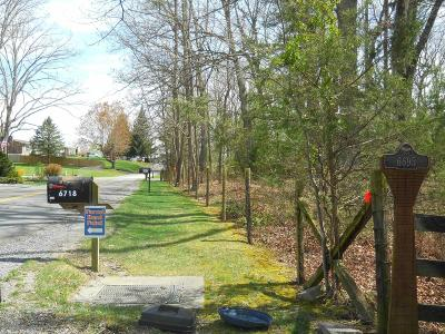 Pulaski County Residential Lots & Land For Sale: 6701 Dunkards Road
