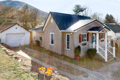 Giles County Single Family Home For Sale: 1006 Wolf Street