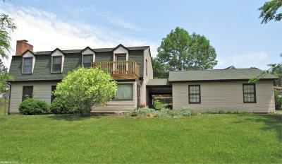 Dublin, Pulaski, Christiansburg, Blacksburg, Radford Single Family Home For Sale: 1210 Arrington Road