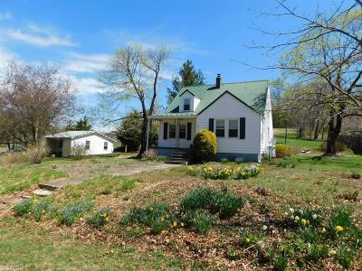 Floyd County Single Family Home For Sale: 2275 Parkway Lane