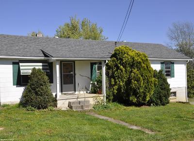 Dublin VA Single Family Home For Sale: $119,000