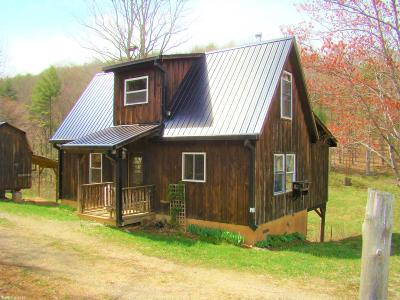 Giles County Single Family Home For Sale: 682 Flat Hollow Road