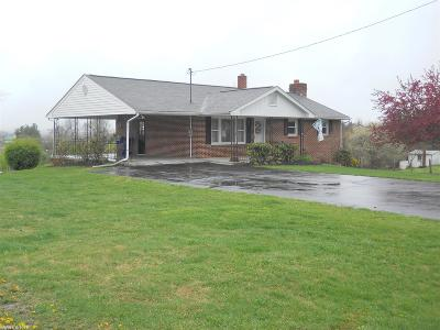 Christiansburg Single Family Home For Sale: 295 White Pine Drive