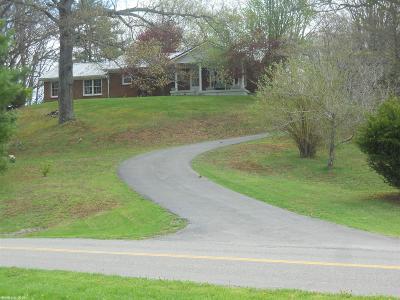 Pulaski County Single Family Home For Sale: 5024 Lizzie Gunn Road