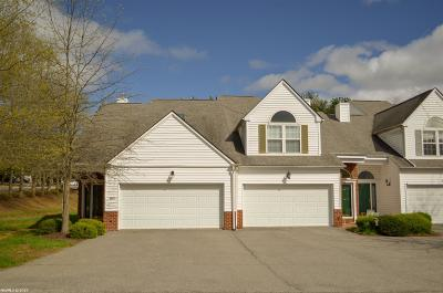 Christiansburg Condo/Townhouse For Sale: 600 Gold Leaf Drive