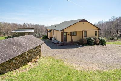 Fancy Gap VA Single Family Home For Sale: $345,000