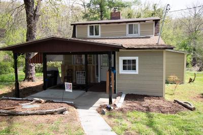 Salem VA Single Family Home For Sale: $121,000