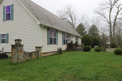Floyd County Single Family Home For Sale: 626 Ivy Drive