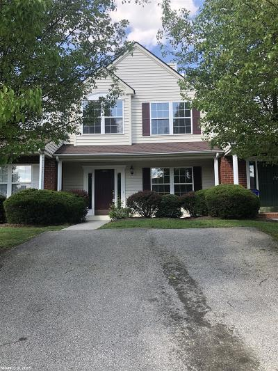 Montgomery County Condo/Townhouse Back On Market: 300 Willow Oak Drive