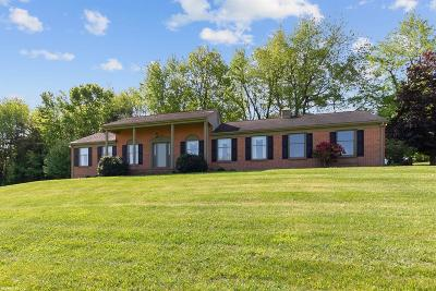 Pulaski County Single Family Home For Sale: 4568 Miller Lane