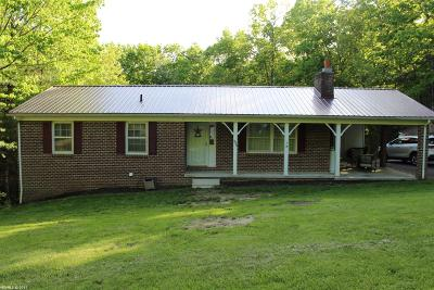 Wythe County Single Family Home For Sale: 225 Shady Forest Drive