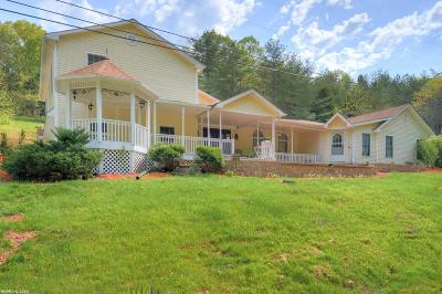 Radford Single Family Home For Sale: 6544 Owens Road