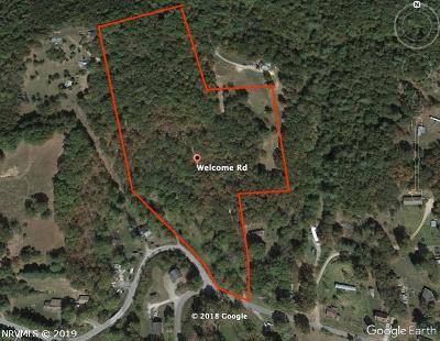 Blacksburg Residential Lots & Land For Sale: Mt. Zion Road