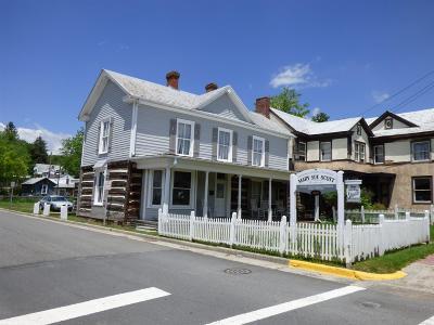 Wythe County Single Family Home For Sale: 420 E Main Street