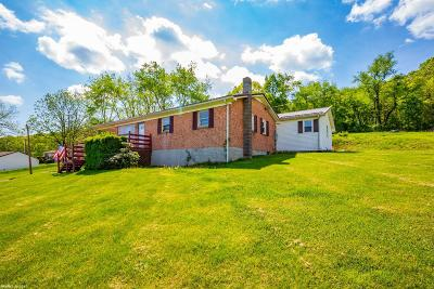 Dublin Single Family Home For Sale: 6200 Old Route 11 Road