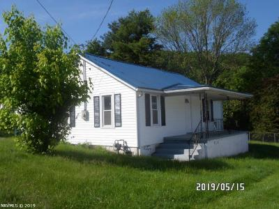 Giles County Single Family Home For Sale: 154 McKenzie Avenue