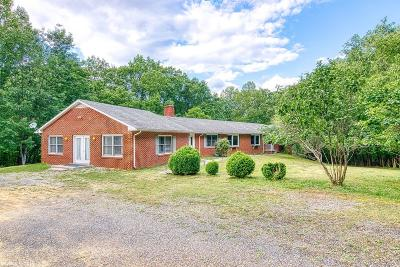 Radford Single Family Home For Sale: 4090 Morning Glory Drive