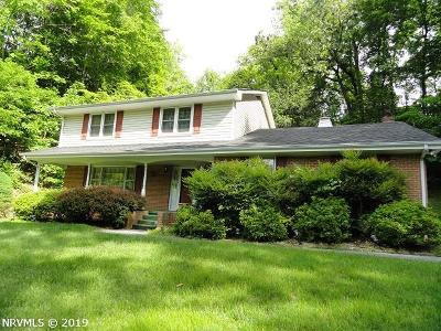 Radford Single Family Home For Sale: 114 Buckeye Lane