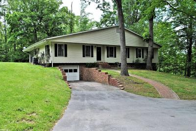 Pulaski County Single Family Home For Sale: 4035 Chestnut Ridge Road