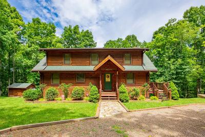 Wythe County Single Family Home For Sale: 758 Lumber Lane
