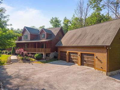 Blacksburg Single Family Home For Sale: 911 Redbud Road