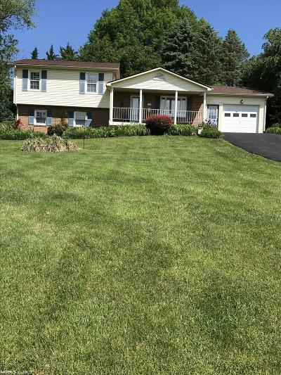 Pulaski County Single Family Home For Sale: 4613 Old Tavern Road