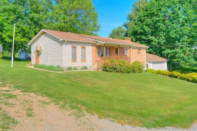 Pulaski County Single Family Home For Sale: 5643 Rolling Hills Drive