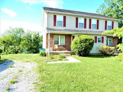 Christiansburg Condo/Townhouse For Sale: 395 Wakeman Court