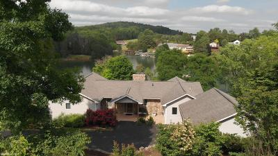 Dublin Single Family Home For Sale: 4960 Covey Campground Road