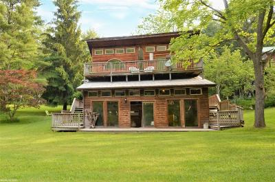 Floyd County Single Family Home For Sale: 1687 SW Merifield Road