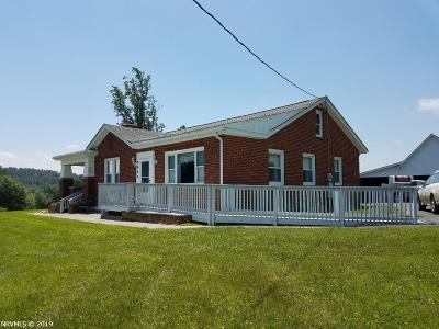Floyd County Single Family Home For Sale: 6843 Floyd Highway