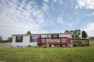 Christiansburg VA Single Family Home For Sale: $105,000