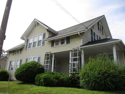 Christiansburg Single Family Home For Sale: 308 Roanoke Street