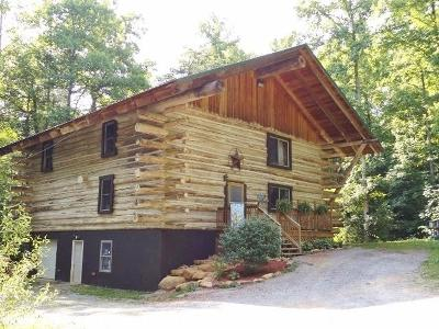 Giles County Single Family Home For Sale: 3999 Gravely Hill Road