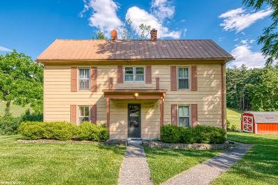 Floyd County Single Family Home For Sale: 3766 Altoona School Road