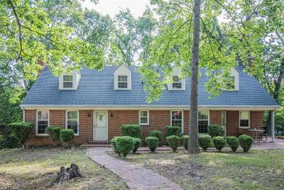 Radford Single Family Home For Sale: 406 Overlook Lane