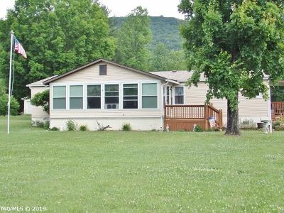 Giles County Single Family Home For Sale: 3488 Wolf Creek Road